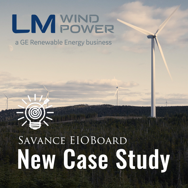 New Case Study: GE - LM Wind Power